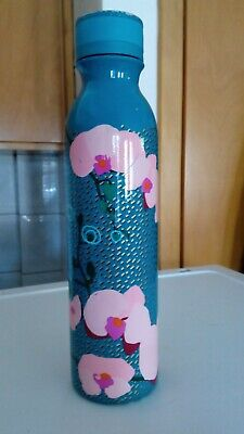 £9 • Buy Pylones Thermal Flask Keep Cool/Hot Orchid Blue