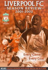 £10.65 • Buy Liverpool - End Of Season Review 2001-2002 DVD Football Games Gerard Houllier
