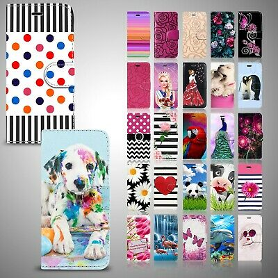 £0.99 • Buy New Design For Apple Iphone Xr & More Book Flip Wallet Secure Phone Case Cover