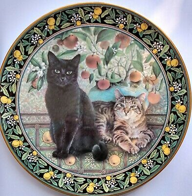 £10 • Buy Royal Doulton   Cats On Minton Tiles  Display Plate