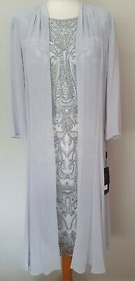 £36 • Buy Veni Infantino Mother Of The Bride/special Occasion Outfit Size:16
