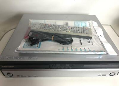 £344.97 • Buy Pioneer DVD Recorder 250GB HDD Built-in DVR-DT70 Excellent ++