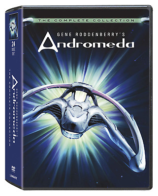 £27.29 • Buy Andromeda Complete Series Home Television Accessories Entertainment Recreation