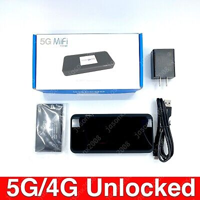 $199 • Buy Unlocked Inseego 5G MiFi M2000 Mobile Hotspot T-Mobile Faster 5G Speed