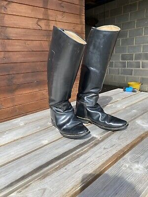 £45 • Buy Hawkins Chaser Black Hunting Boots - Size 7
