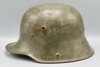 $523.95 • Buy Original German WWI M1917 Mail Home Helmet Military Collectible