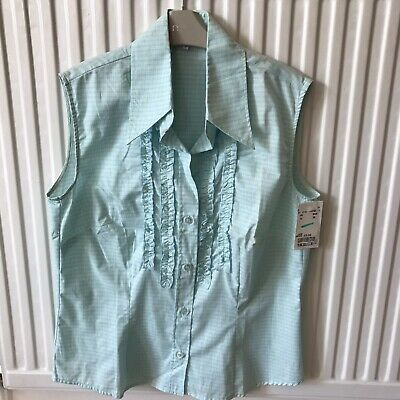 £5.99 • Buy Size 12 BNWT Ladies Blouse From TK Max RRP £9-99
