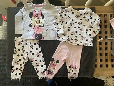 £2 • Buy Baby Girls Minnie Mouse 3-6 Months