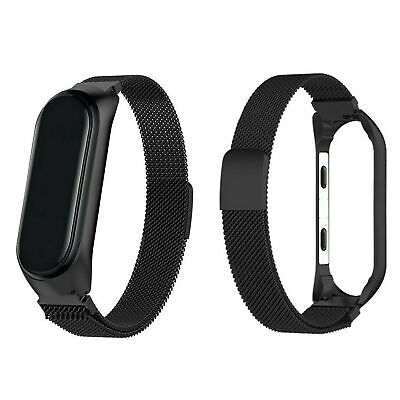 $11.78 • Buy For Xiaomi MI Band 4 Strap Milanese Loop Stainless Steel Wrist Band Luxury