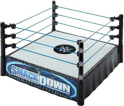 £27.42 • Buy WWE Superstar Smackdown Ring Pro-Tension Technology Spring-Loaded Mat, 14-inches