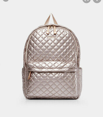 $220 • Buy Nwot MZ Wallace Rose Gold Backpack