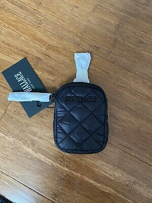 $43 • Buy NWT Mz Wallace Large Black Link Pouch