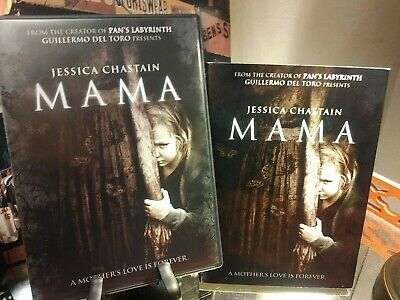 £5.09 • Buy MAMA (DVD) Jessica Chastain & Jamie From GOT In A Haunting Thriller -w/Slipcover