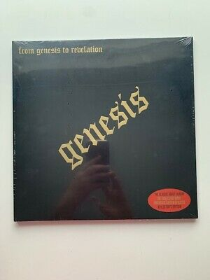 £65 • Buy GENISIS From Genesis To Revelation On 180g CLEAR VINYL LP COLLECTORS EDITION NEW