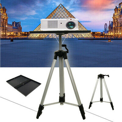 AU43.95 • Buy Lightweight Adjustable Projector Stand Tripod Laptop Video Holder Removable Tray