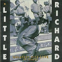 £3.86 • Buy Greatest Hits Live (22 Tracks) By Little Richard | CD | Condition Very Good