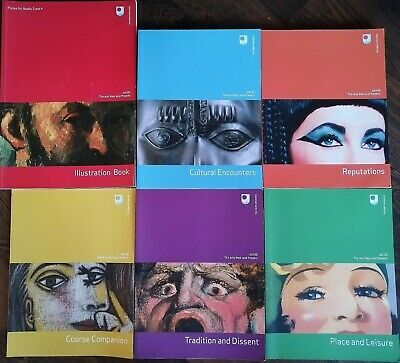 £9 • Buy AA100 The Arts Past And Present Open University Books