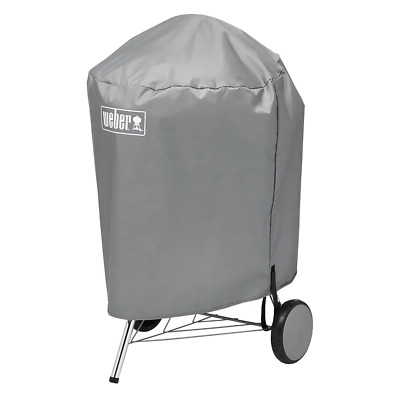 $ CDN31.41 • Buy Weber Charcoal Kettle Grill Cover Storage Outdoor All Weather Fabric 22 Inch