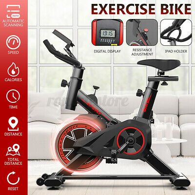 £123.25 • Buy  Spin Bikes Exercise Indoor Cycling Bicycle Home Fitness Workout Cardio 150KG