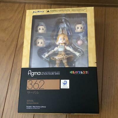 £32.61 • Buy Figma Kemono Friends Serval Action Figure #362 Max Factory Japan Import