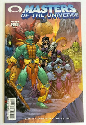 $5.75 • Buy Masters Of The Universe #3 Near Mint-Unread! Cover B (Image Comics)