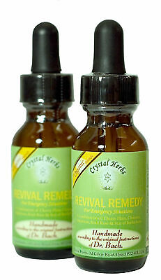 £5.70 • Buy Bach Flower Revival/ Rescue Remedy 25ml Drops