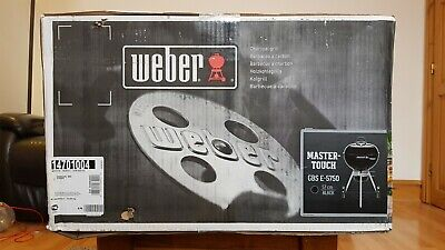 $ CDN654.04 • Buy Weber Master-Touch GBS 5750 57cm Charcoal Barbecue Grill (BRAND NEW, SEALED)