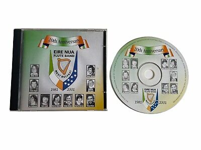 £45 • Buy Eire Nua Flute Band West Belfast 20th Anniversary CD New Ireland 🇮🇪 1981-2001