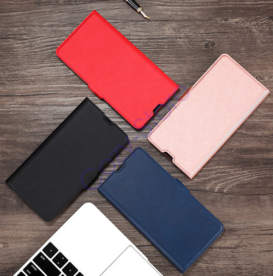 AU11.08 • Buy For OPPO A59 A73 A83 F1S Magnetic PU Leather Wallet Flip Case Cover