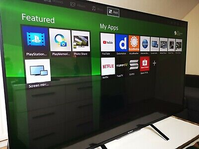 AU919.69 • Buy Sony TV KD - 55X8505b 4K 3D Very Good Condition SEE VIDEO!!!
