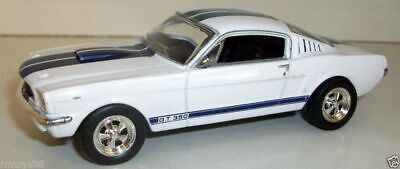 £9.99 • Buy Altaya 1/43 - Mag91 Shelby 350 Gt Ford Mustang - White / Blue