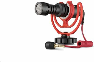 £87.66 • Buy Rode VideoMicro Compact On Camera Microphone - Assorted Colors