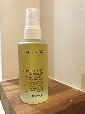 £85 • Buy Decleor Aromessence Excellence Magnolia Anti Ageing Face Oil.BN.Pro Size £253!!!