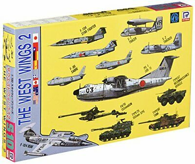 £37.38 • Buy PIT-ROAD Plastic Model 1/700 The West Wings 2 F-86_F-104_PS-1 A96388