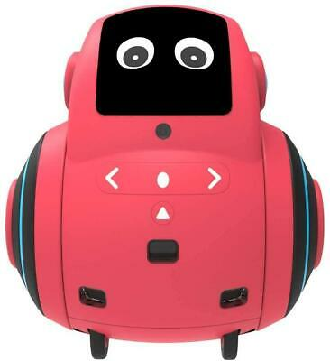 AU445.07 • Buy Emotix Miko 2 Robot For Playful Learning Fun Musical Children Kids Toy Red