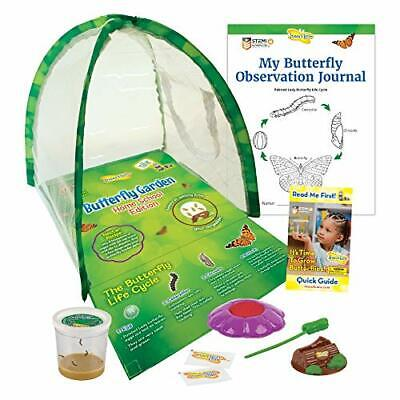 £37.53 • Buy Insect Lore Butterfly Garden Home School Edition With Live Caterpillars