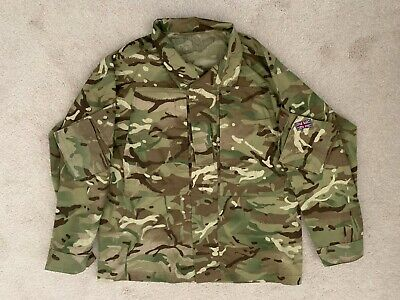 £10 • Buy MTP Combat Shirt Jacket, 160/96, Good Condition, Air Cadet, Army, Air Force