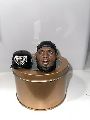 $275.99 • Buy 1/6 LeBron James Limited Edition Head Sculpt For ENTERBAY By Toyman