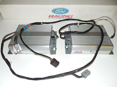 $129 • Buy 94-04 Ford Mustang Gt Cobra Mach 460 Sound System Amplifiers Amps Set Nice Oem