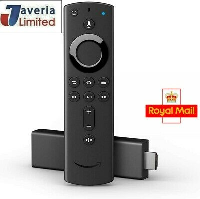 AU81.18 • Buy Fire TV Stick 4K Ultra HD With Alexa Voice Remote   Streaming Media Player