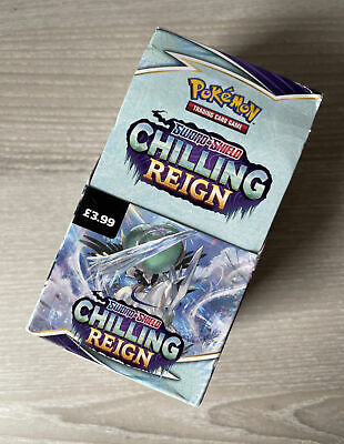 £50.99 • Buy POKEMON REBEL CLASH Sword And Shield BOX 18 Packets Of Trading Cards Brand New