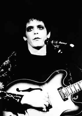 £12.99 • Buy Lou Reed Bb1 The Velvet Underground Poster Art Print - A4 A3 A2 A1 A0 Sizes