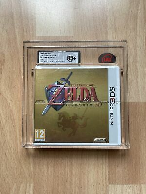 £725 • Buy The Legend Of Zelda Ocarina Of Time 3D 25th Anniversary UKG 85+NM+ 3DS NTBSS VGA