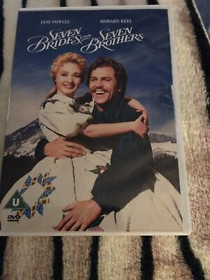 £1 • Buy Seven Brides For Seven Brothers (DVD, 2001)