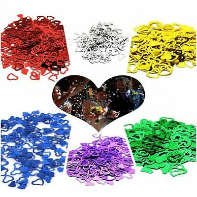£2.16 • Buy New Table Party Scatters Confetti Foil Heart Wedding Engagement Decorations BA