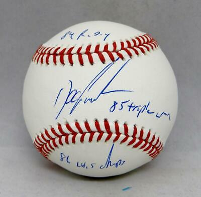 $ CDN99.45 • Buy Doc Gooden Autographed Rawlings OML Baseball With 3 Inscriptions- JSA W Auth