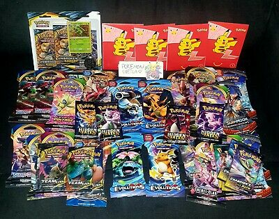 AU55 • Buy Pokemon Mystery Pack - 3 Sealed Booster Packs, Trading Cards, EX Rare
