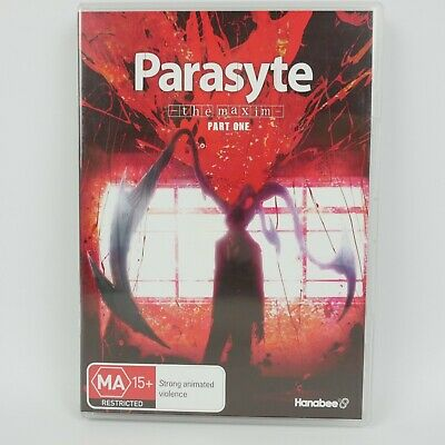 £13.21 • Buy Parasyte The Maxim Part One DVD   Anime   Region 4 R4   Great Condition   Madman