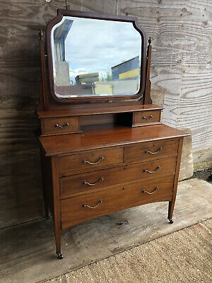 £190 • Buy Very Fine Antique Edwardian Dressing Table