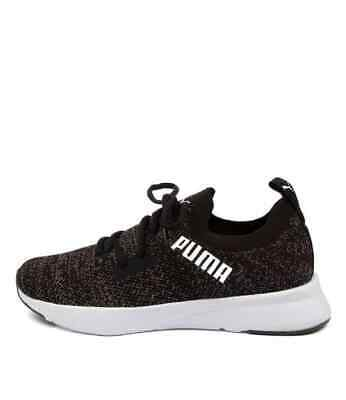 AU60 • Buy New Puma Flyer Run Knit Foxglove Womens Shoes Active Sneakers Active